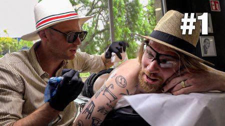 StukTV – Stefan Krijgt Lelijke Tattoo – StukTV op Vakantie #1