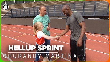 Zappsport – Keihard Sprinten Met Churandy Martina – Hellup Atletiek