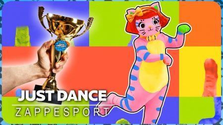 Zappsport – 💃🏼 Groep 8 In Ultieme Dance Battle 😱 Deel 1🕺🏾 – Just Dance