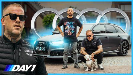 JayJay Boske DAY1 – De Nieuwe RS6 Van Jebroer & Jay Redt Ontsnapt Paard?! – De Auto Van