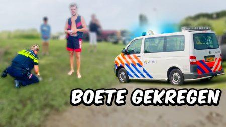 UberQuin – Vreemde Situatie Met Politie!