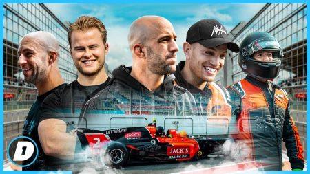 JayJay Boske DAY1 – Nieuwe Auto Royalistiq & Racen Met Dutchperformante?! – Jayday