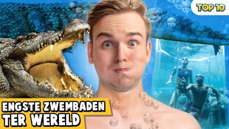 Dylan Haegens – 10 Engste Zwembaden Ter Wereld!