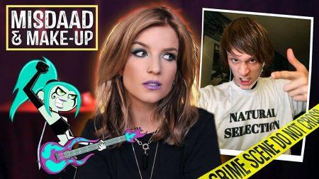 OnneDi – De Dodelijke Fantasie Wereld Van Een Youtuber – Misdaad & Make-Up