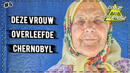 Govert Sweep – Op Bezoek Bij De Inwoners Van Chernobyl..
