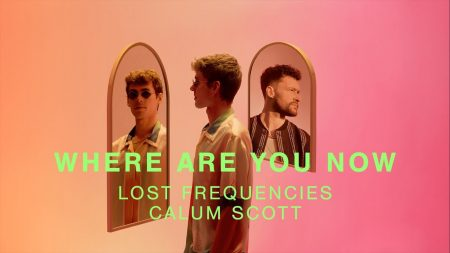 Lost Frequencies ft Calum Scott – Where Are You Now