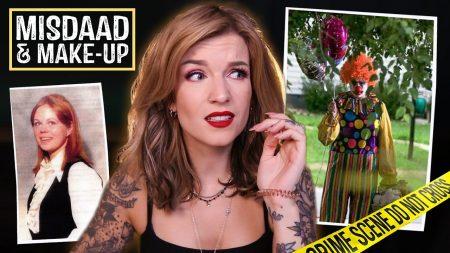 OnneDi – De Echte Killer Clown Van Palm Beach – Misdaad & Make-up