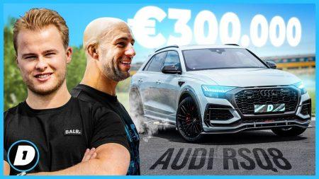 JayJay Boske DAY1 – Royalistiq Verdiende €300K+ Met Crypto & Koopt Snelste SUV?! – De Auto Van