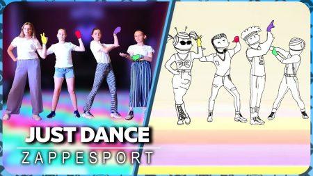 Zappsport – 🏆 Just Dance Toernooi: De Finale 🏆 – Just Dance