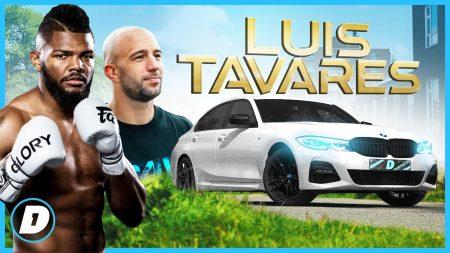 JayJay Boske DAY1 – Kickbokser Luis Tavares Over De Wereldtitel & Zijn Volgende Gevecht! – De Auto Van