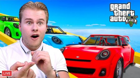 Royalistiq – Live Stunt Races Met Kijkers! – Royalistiq GTA 5 Livestream