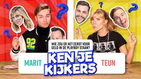 Team Dylan Haegens – Ken Je Kijkers 2.0!