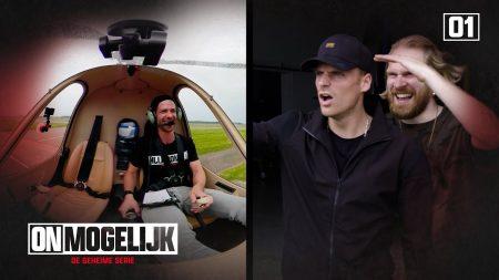 StukTV – Helikopterpiloot Worden In 5 Maanden – (On)mogelijk #1