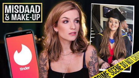 OnneDi – Dodelijke Tinder-Date Van Grace Millane – Misdaad & Make-Up