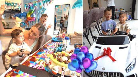 Familie Lakap – We vieren De 2e Verjaardag Van Miaz! 🎉🎉 #597