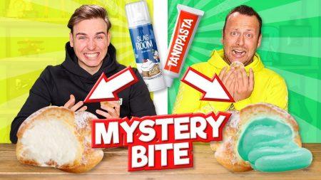 Team Dylan Haegens – Mystry Bite!