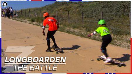 Zappsport – Crashen Met Een Longboard!?💥🛹 – The Battle Longboarden