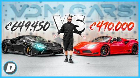 JayJay Boske DAY1 – Ferrari vs Ferrari! Welke N-Largo Is Het Dikst? – Daily Driver