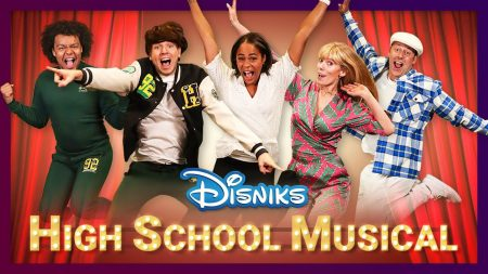 Dylan Haegens – High School Musical – Disniks #3