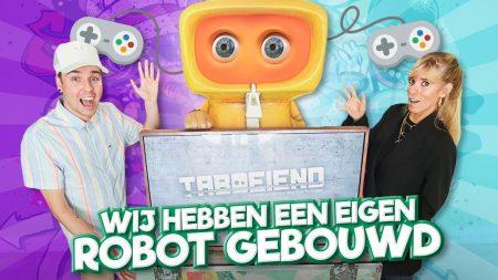 Team Dylan Haegens – Wij Hebben Een Eigen Robot Gebouwd!