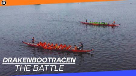 Zappsport – Héél Veel Water En Twee Drakenboten 🐲 – Battle Drakenbootracen