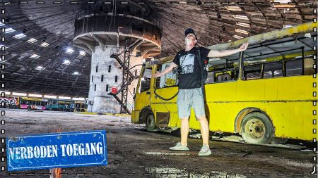 Govert Sweep – Ik Vond 100+ Russische Spook-Bussen!