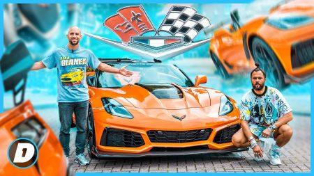 JayJay Boske DAY1 – Grootste Corvette Verzameling Ter Wereld! – Daily Driver