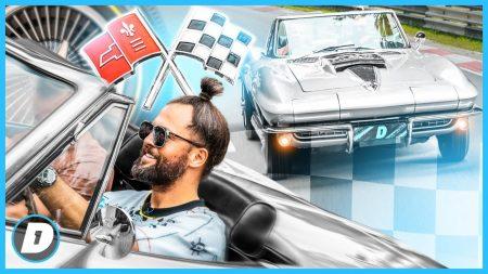 JayJay Boske DAY1 – Is Deze Oldtimer (€105.000) Geschikt Voor Het Circuit?! – Daily Driver