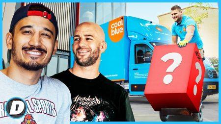 JayJay Boske DAY1 – Mancave Van Nesim (Supergaande) Pimpen & Een Pijnlijke Prank?! – De Auto van Coolblue