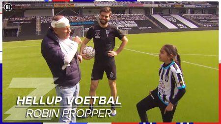 Zappsport – Wat Een Monster! Keihard Schieten Met Robin Pröpper – Hellup Voetbal
